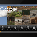 Codifi on iPad, demoed at Life 3.0