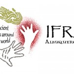 IFRAO 2013 color logo on white